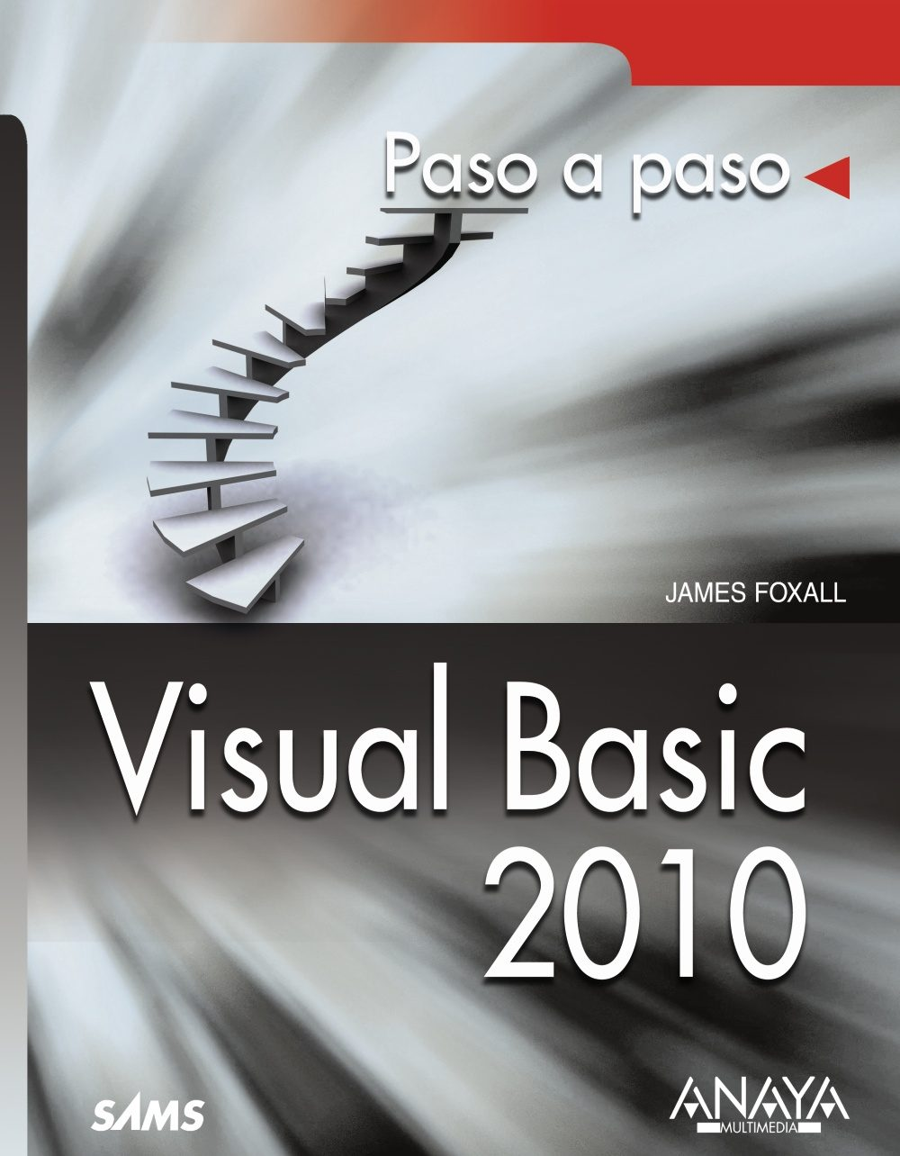 visual basic 2010 paso a paso james d foxall comprar libro