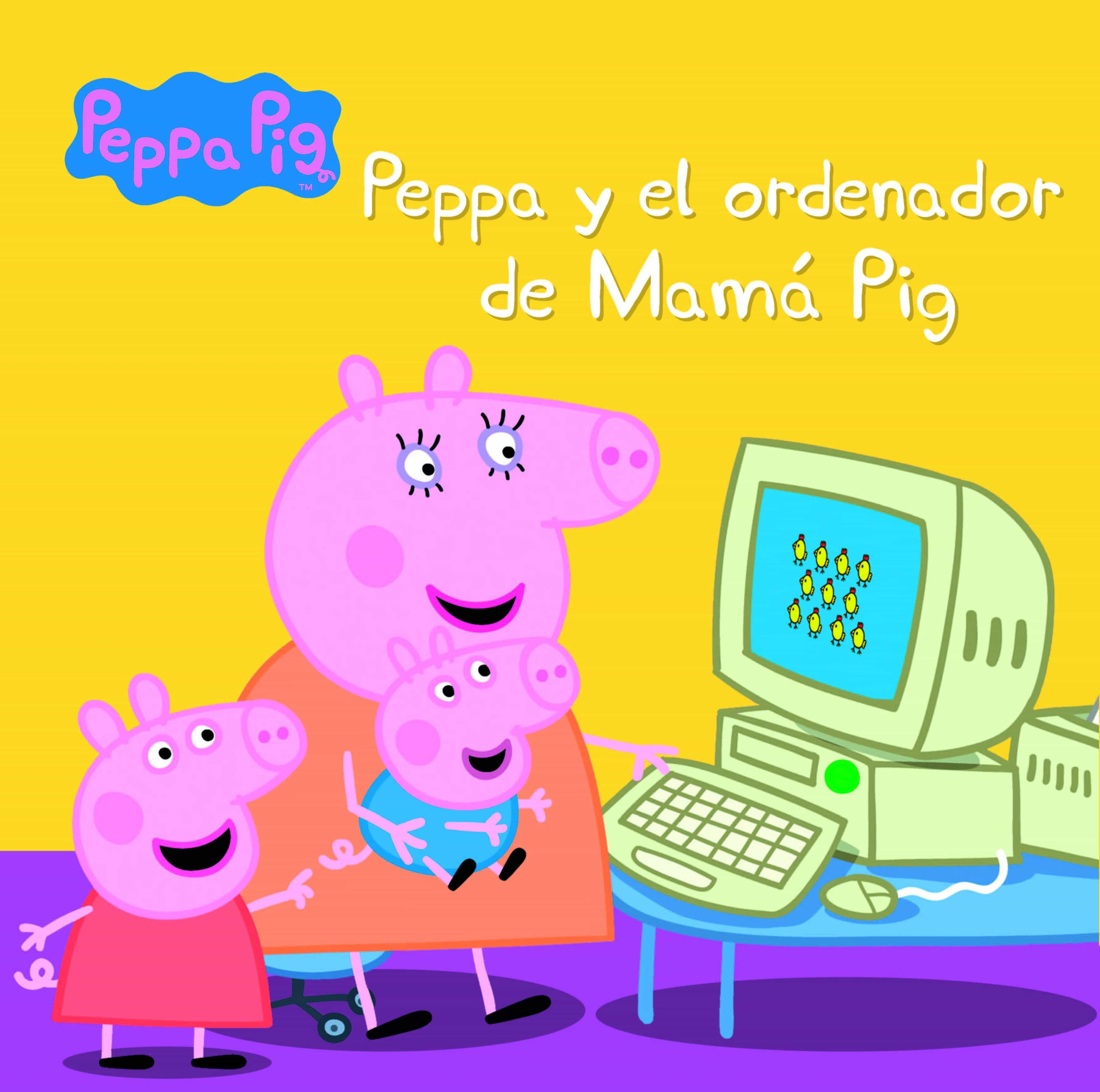 Peppa Y El Ordenador De Mama Pig (peppa Pig. Primeras Lecturas 15 ) por Vv.aa.