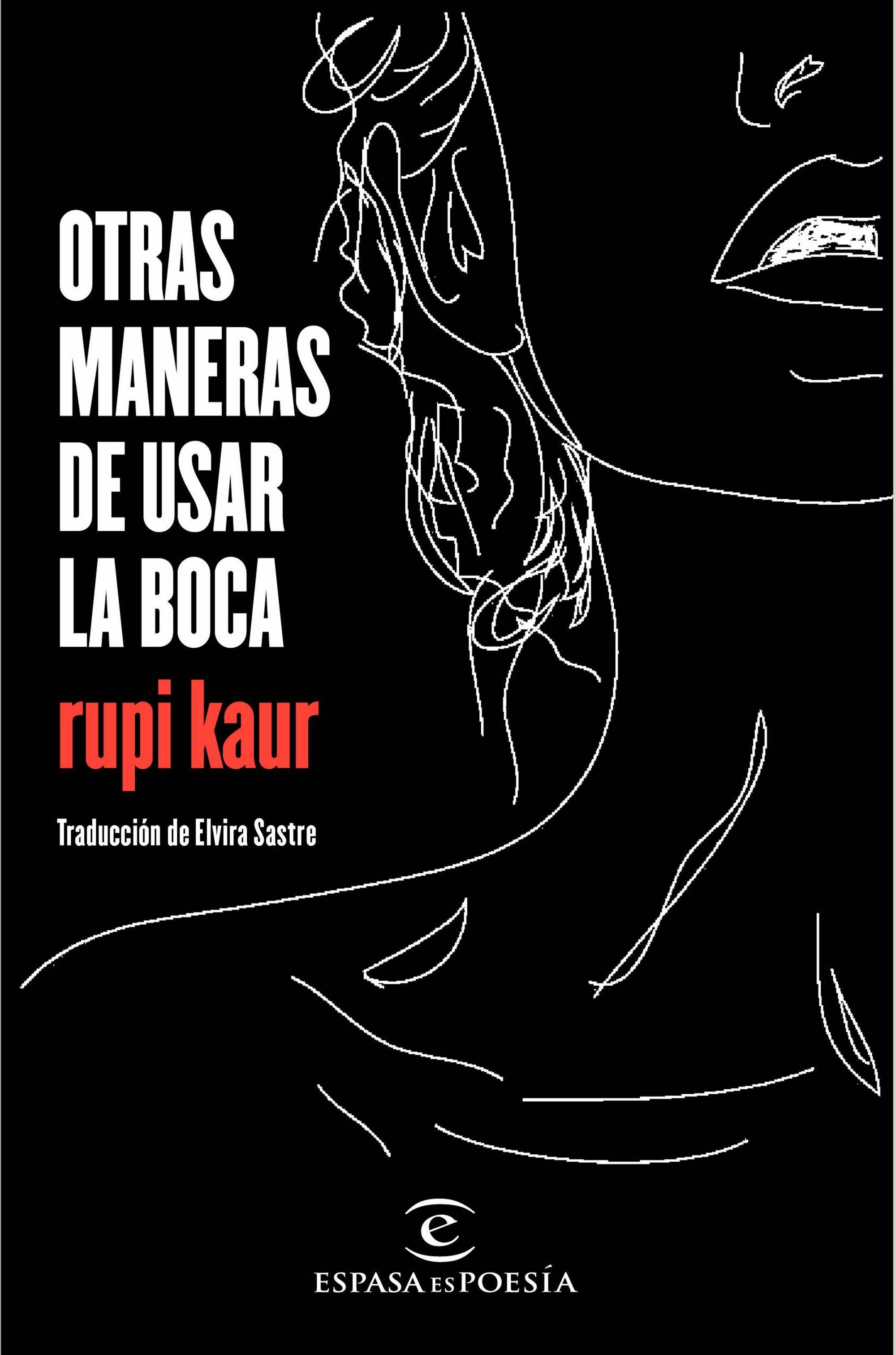 Resultado de imagen de otras maneras de usar la boca rupi kaur