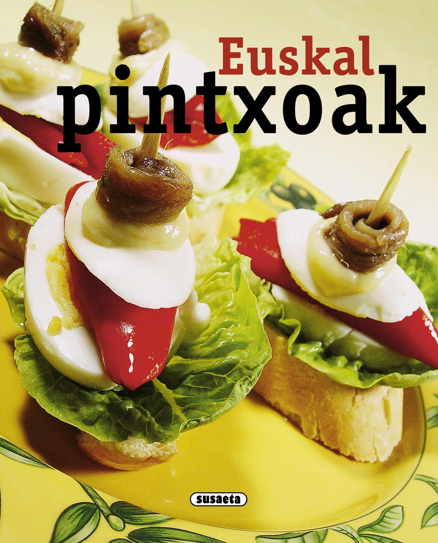 Euskal Pintxoak por Vv.aa. epub