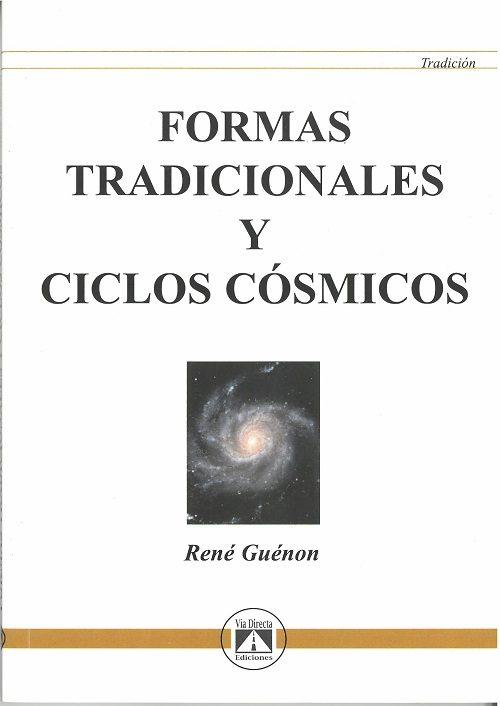 Formas Tradicionales Y Ciclos Cosmicos por Rene Guenon epub