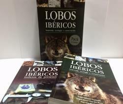 Pack Lobos Ibericos (indivisible) por Angel Iglesias Izquierdo