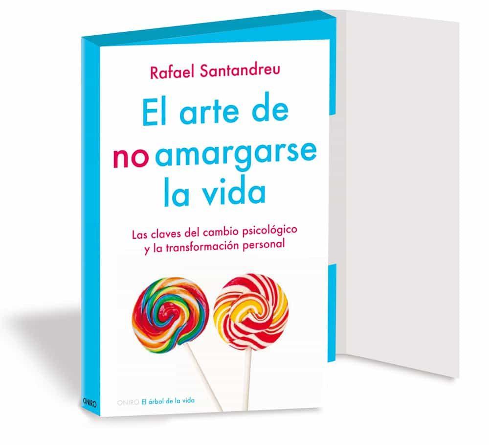 Resultado de imagen de LIBRO EL ARTE DE NO AMARGARSE LA VIDA