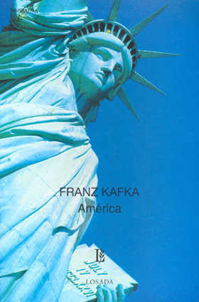 America por Franz Kafka