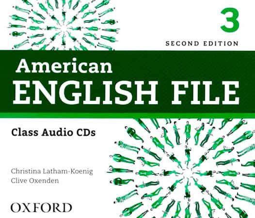 American English File 3 (2nd Edition) Class Audio Cds (4) por Vv.aa. epub