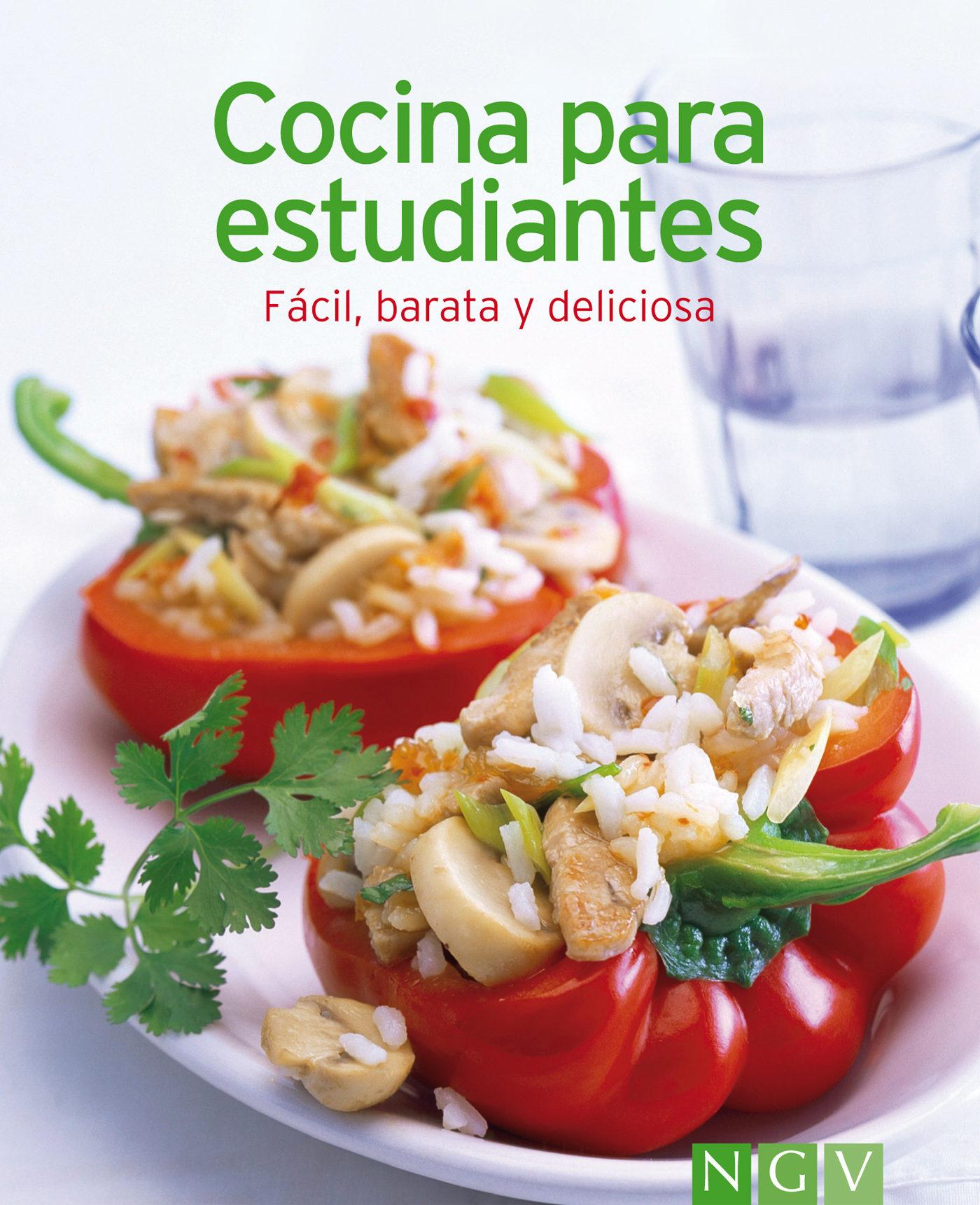 Cocina Para Estudiantes   Cocina Para Estudiantes Ebook Vv Aa Descargar Libro Pdf O Epub
