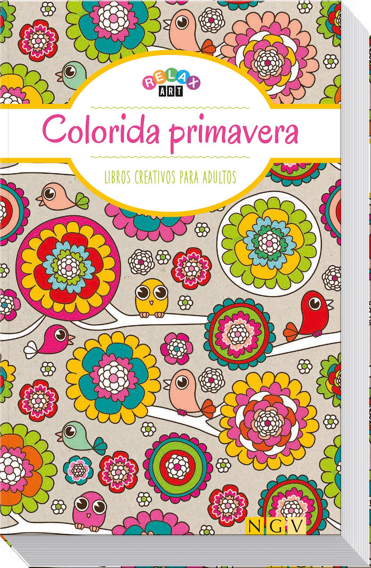 COLORIDA PRIMAVERA | VV.AA. | Comprar libro 9783869416632