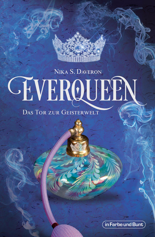 everqueen - das tor zur geisterwelt (ebook)-nika s. daveron-9783959361132
