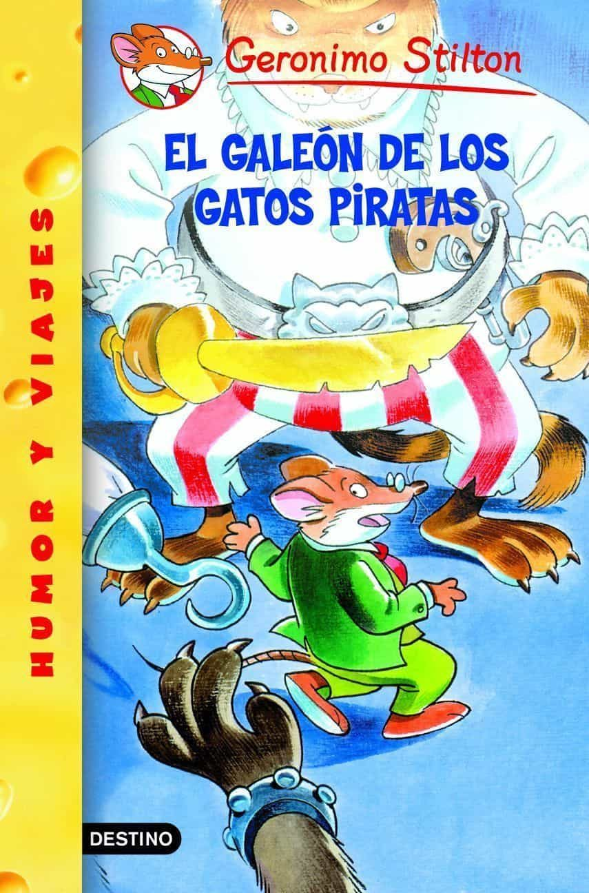 Image result for el galeon de los gatos piratas