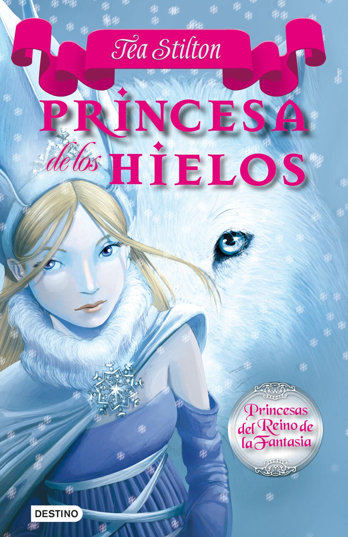 Resultado de imagen de princesa de los hielos