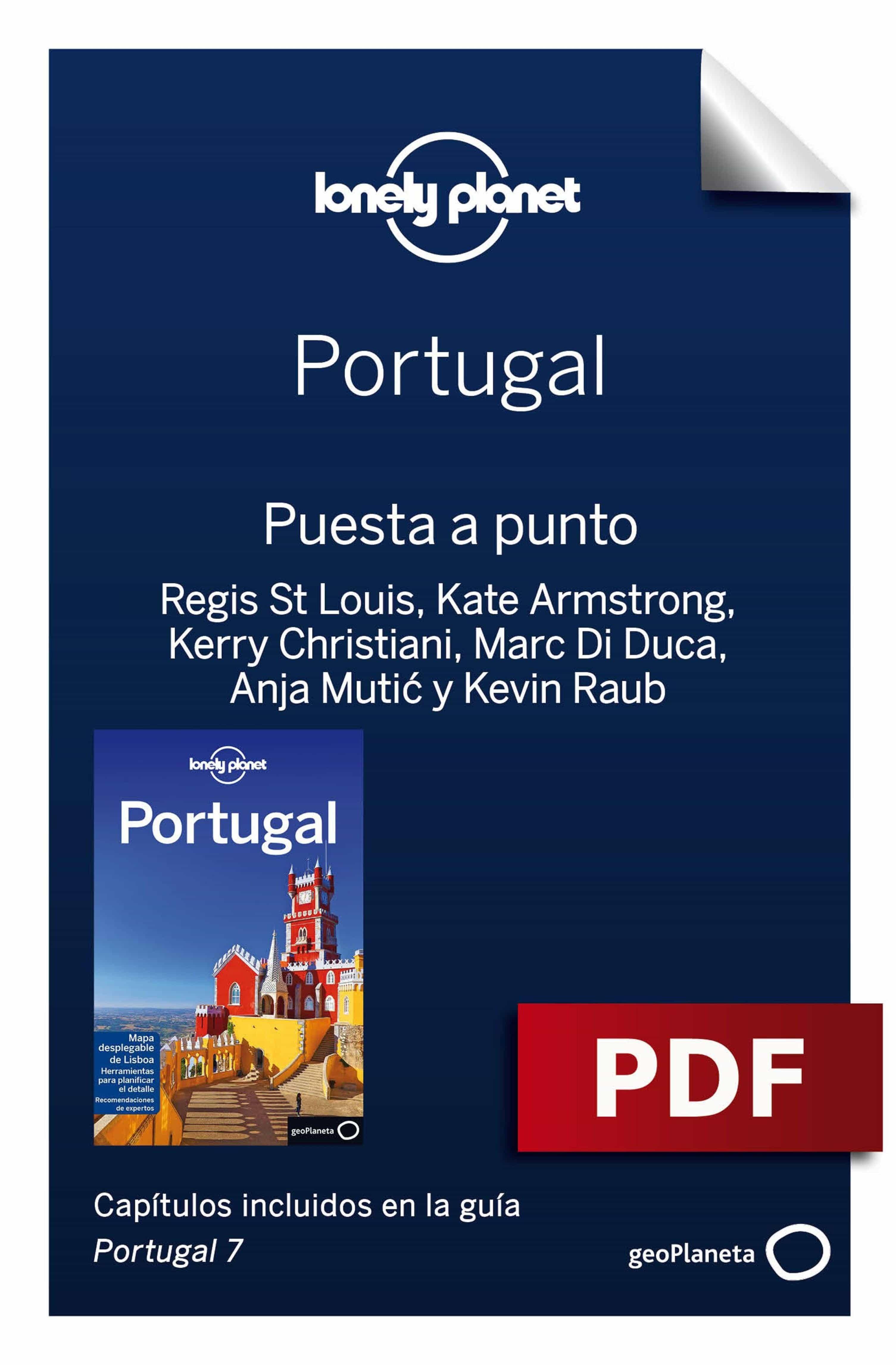 portugal 7. preparación del viaje (ebook)-regis st. louis-kevin raub-9788408189732