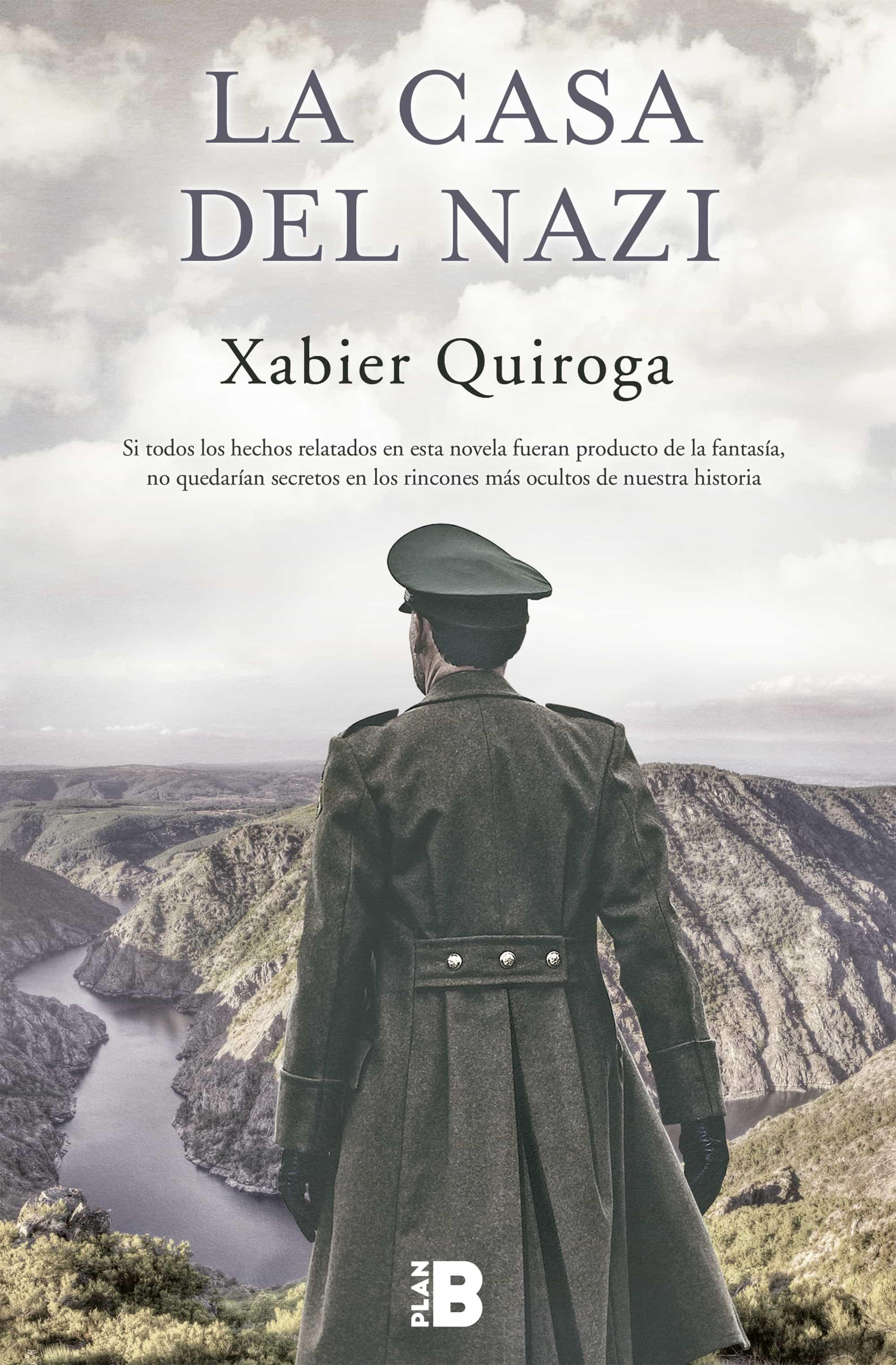 La casa del nazi- Xabier Quiroga 9788417001032