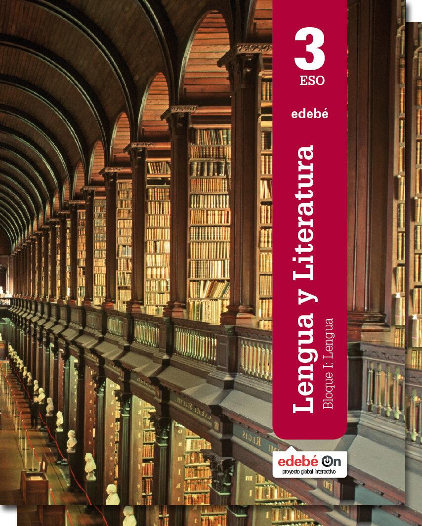 lengua castellan y literatura 3º eso-9788468320632