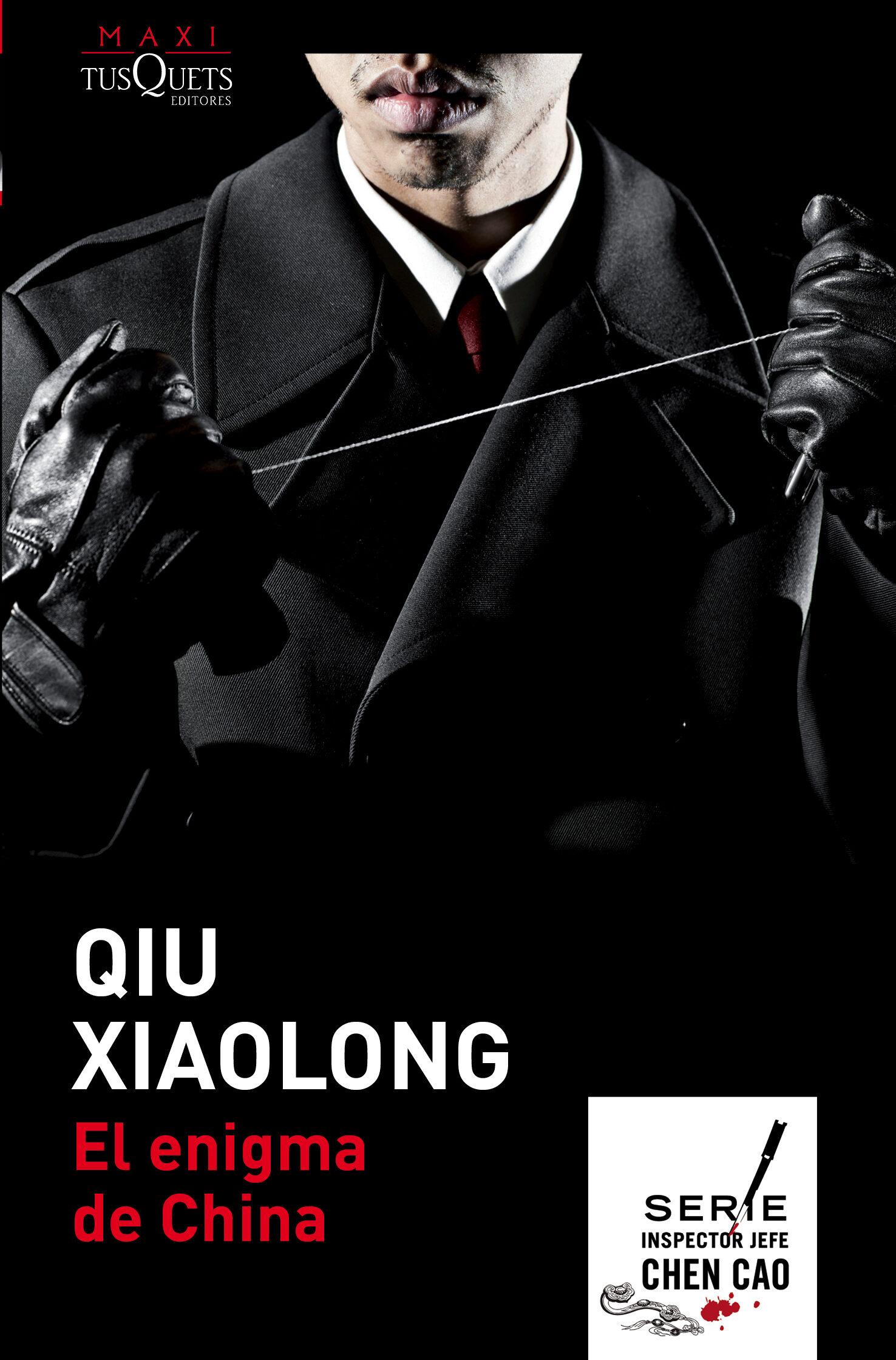El Enigma De China por Qiu Xiaolong