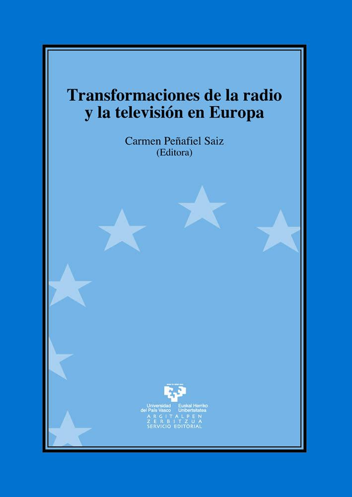 Transformaciones De La Radio Y La Television En Europa por Carmen Peñafiel Saiz epub