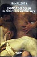 Erotica Del Duelo En Tiempos De La Muerte Seca por Jean Allouch epub
