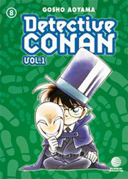 Detective Conan (vol I.; Nº 8) por Gosho Aoyama Gratis