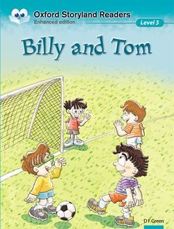 billy and tom (oxford storyland readers 3)-d.f. green-9780195969542
