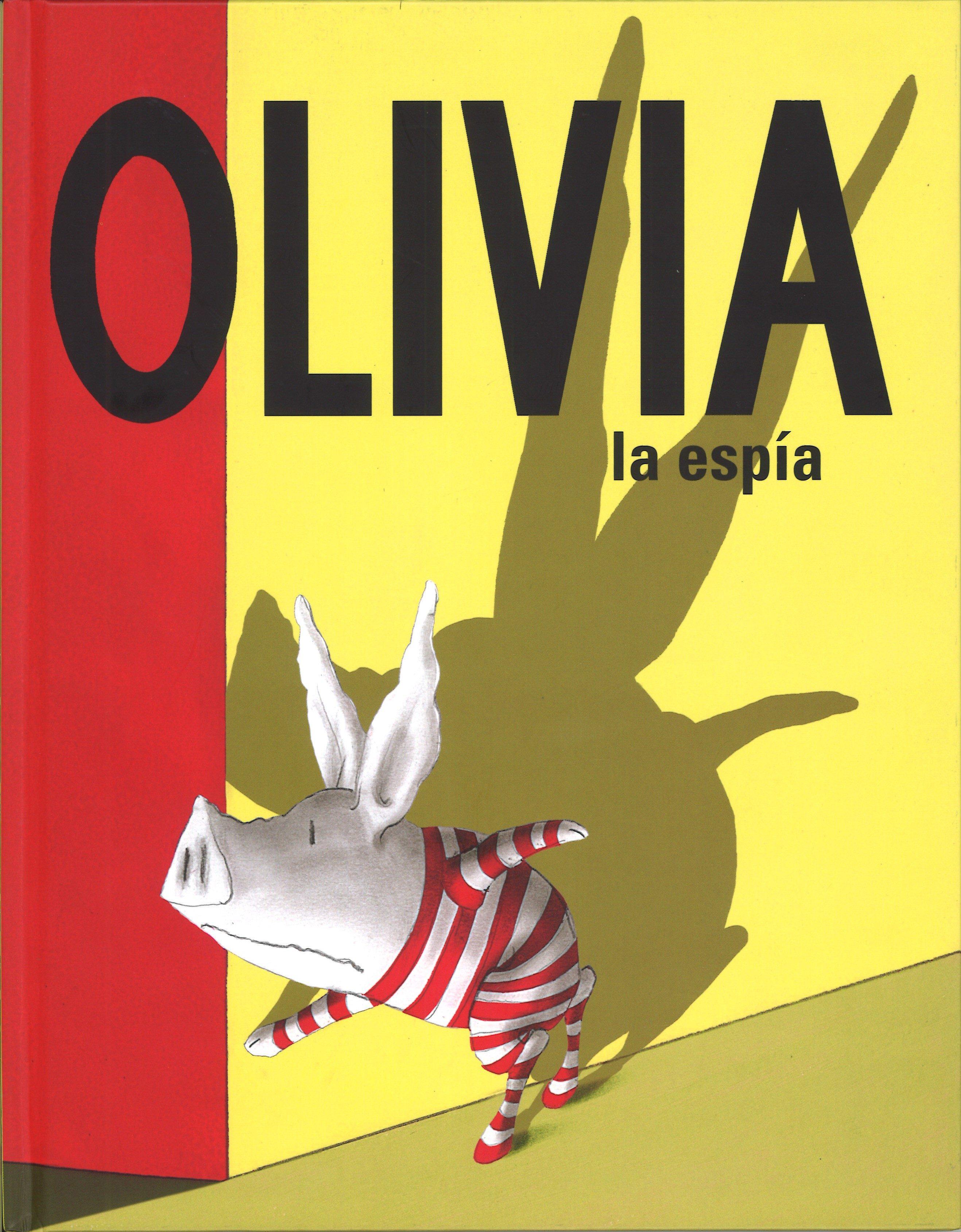 OLIVIA LA ESPIA | IAN FALCONER | Comprar libro 9786071654342