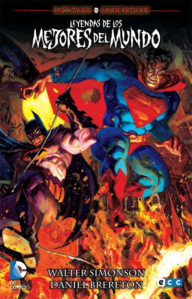 Batman/superman: Leyendas De Los Mejores Del Mundo por Walter Simonson