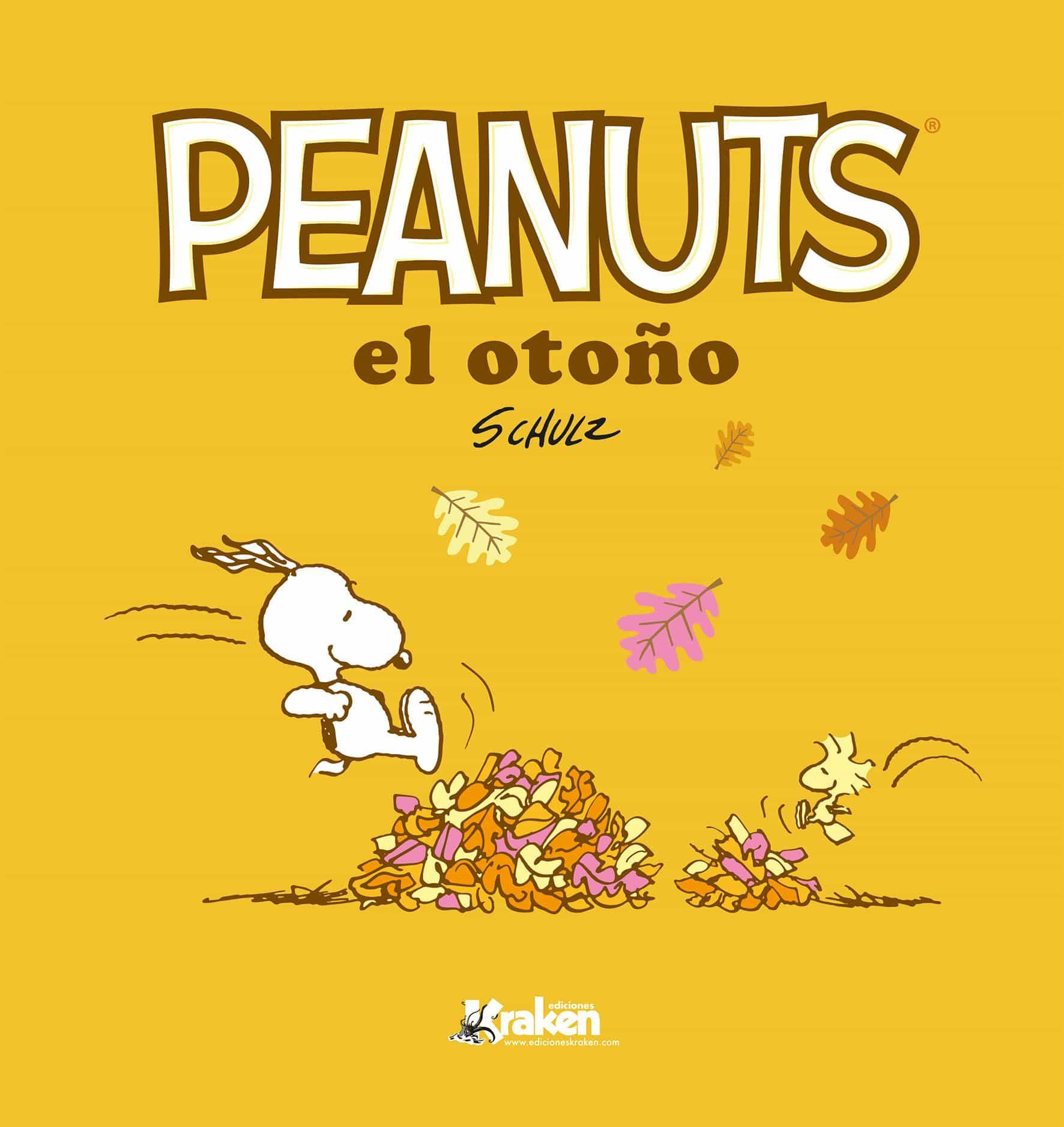 peanuts. el otoño-charles m. schulz-9788416435142