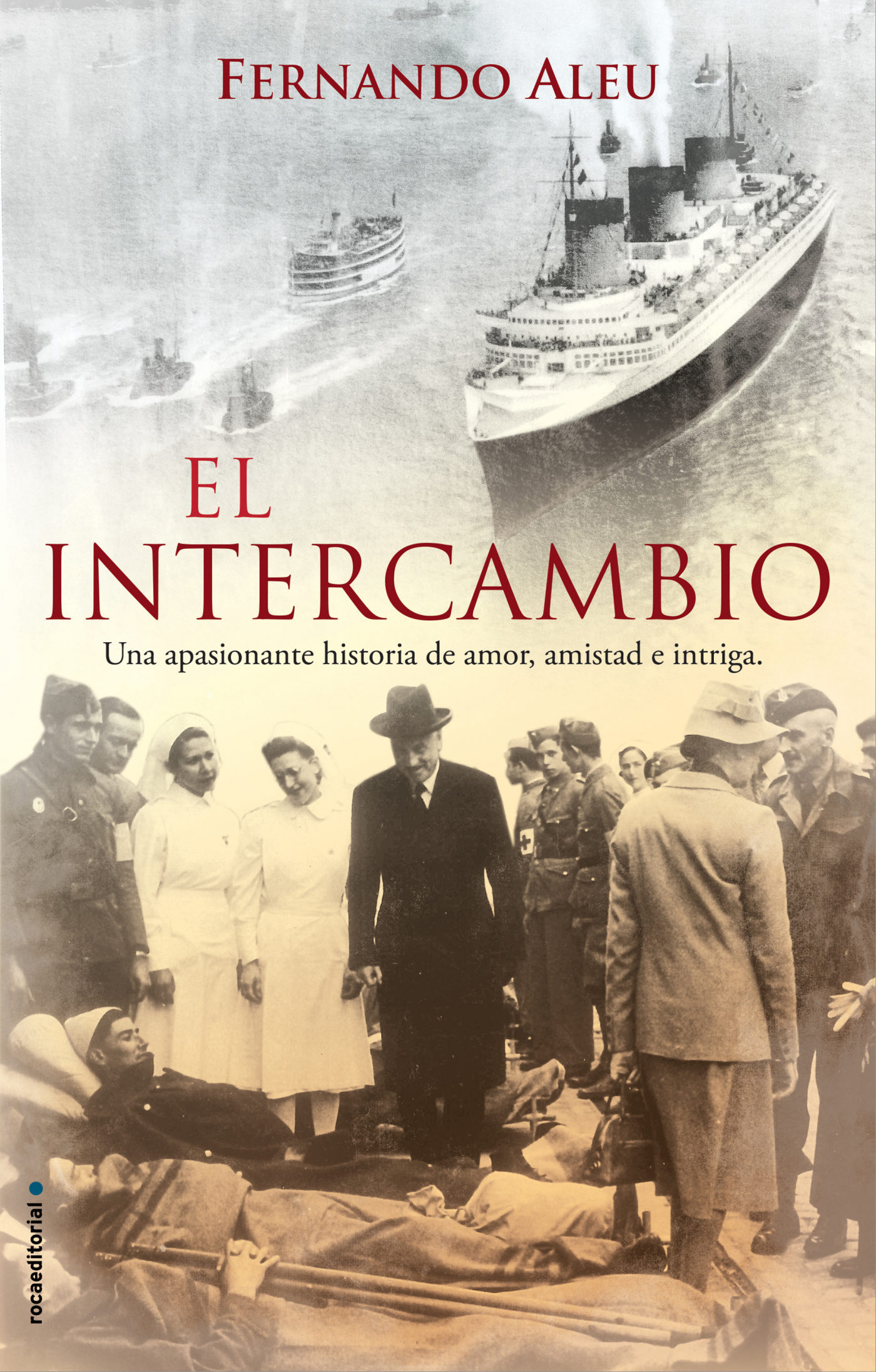 El Intercambio   por Fernando Aleu