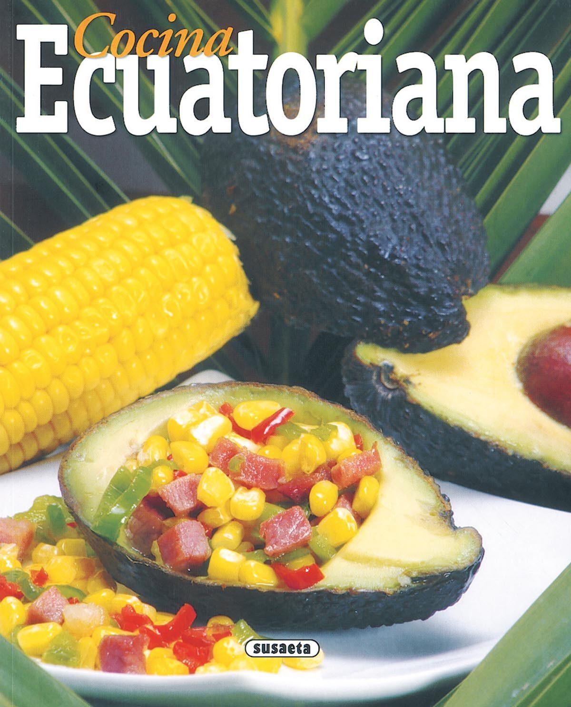 Cocina Ecuatoriana por Vv.aa.