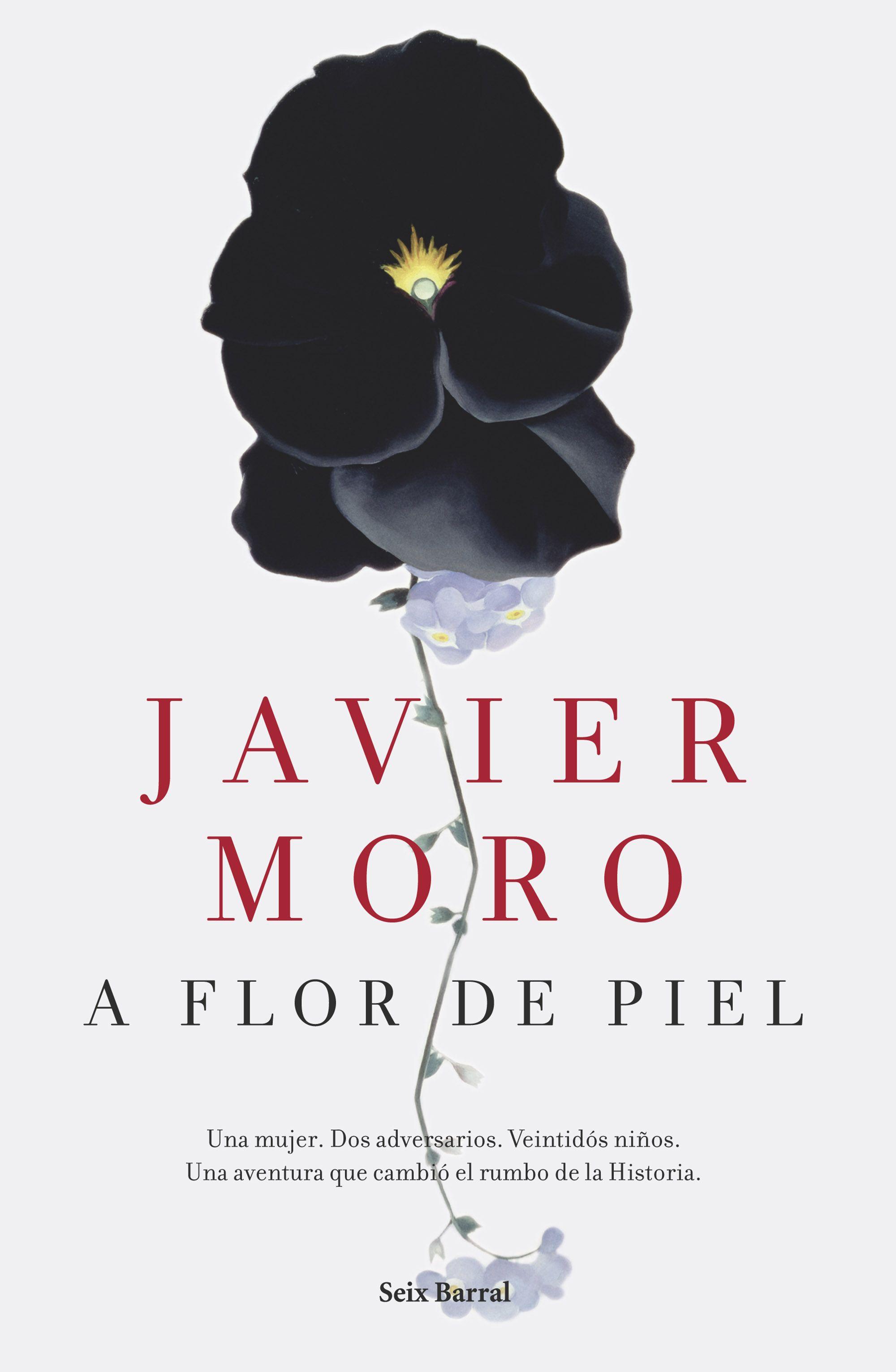 A Flor De Piel por Javier Moro