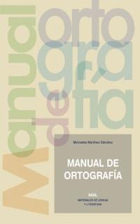 manual de ortografia-mercedes martinez sanchez-9788446015642