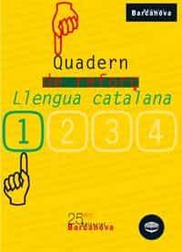 Quadern De Reforç: Eso Llengua Catalana (1º Eso) por Vv.aa.
