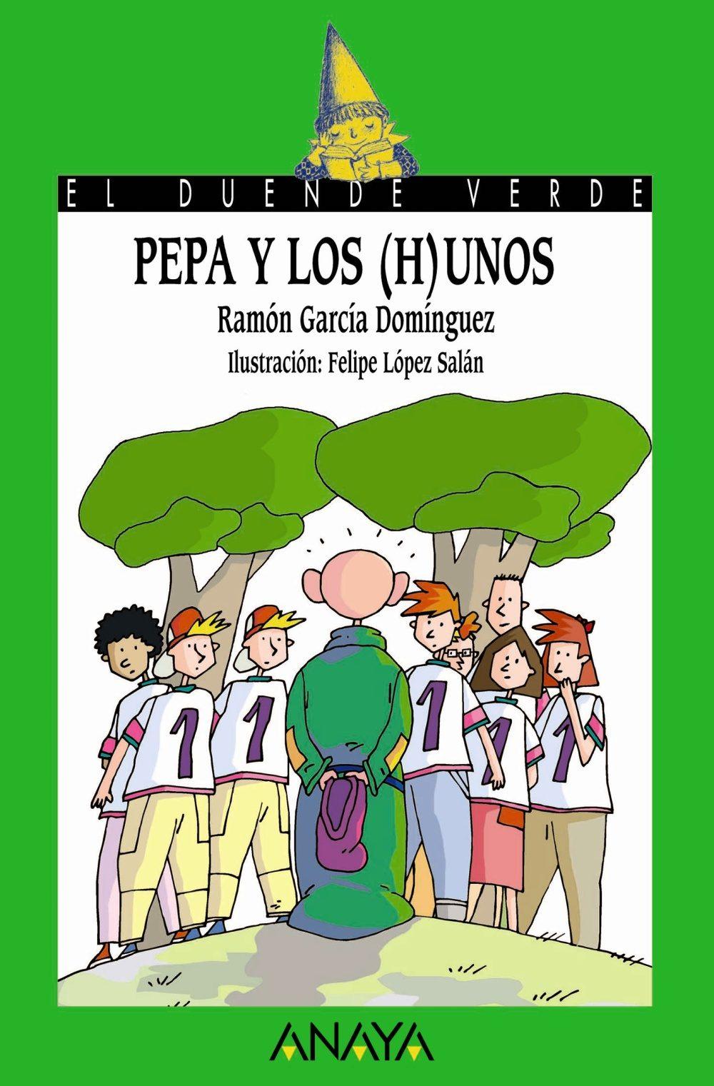 Pepa Y Los (h)unos por Ramon Garcia Dominguez epub