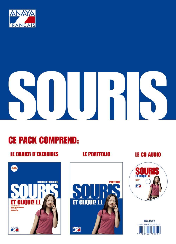 Souris Et Clique Ii Cahier D Exercices por Vv.aa.