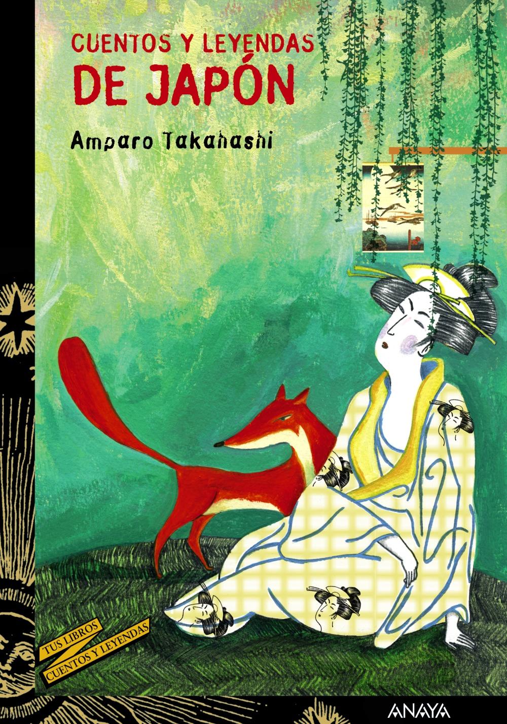 Cuentos Y Leyendas De Japon Amparo Takahashi