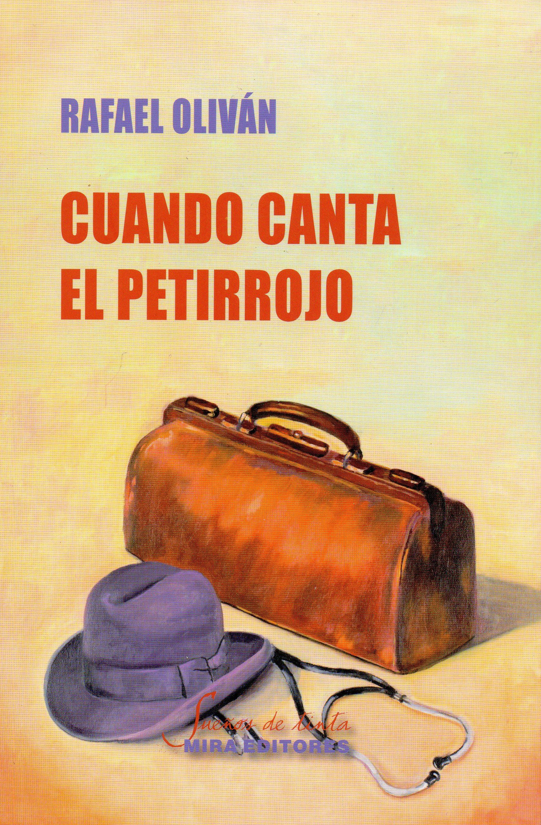 Cuando Canta El Petirrojo por Rafael Olivan Puyuelo