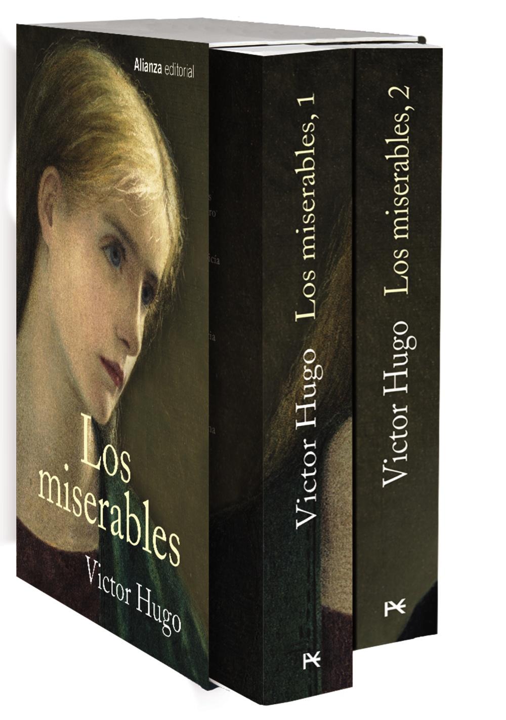Los Miserables - Estuche por Victor Hugo