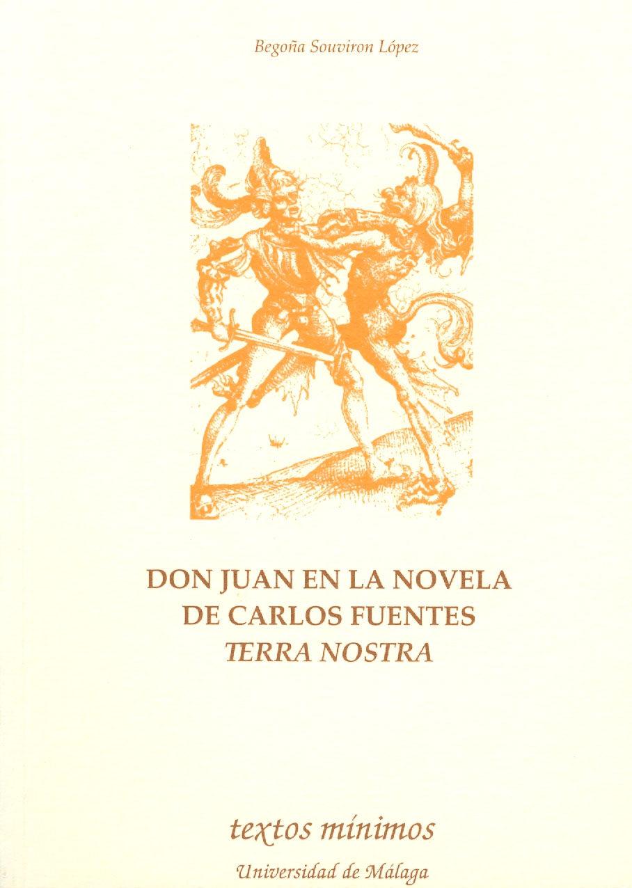 Don Juan En La Novela De Carlos Fuente Terra Nostra por Begoña Souviron Lopez epub