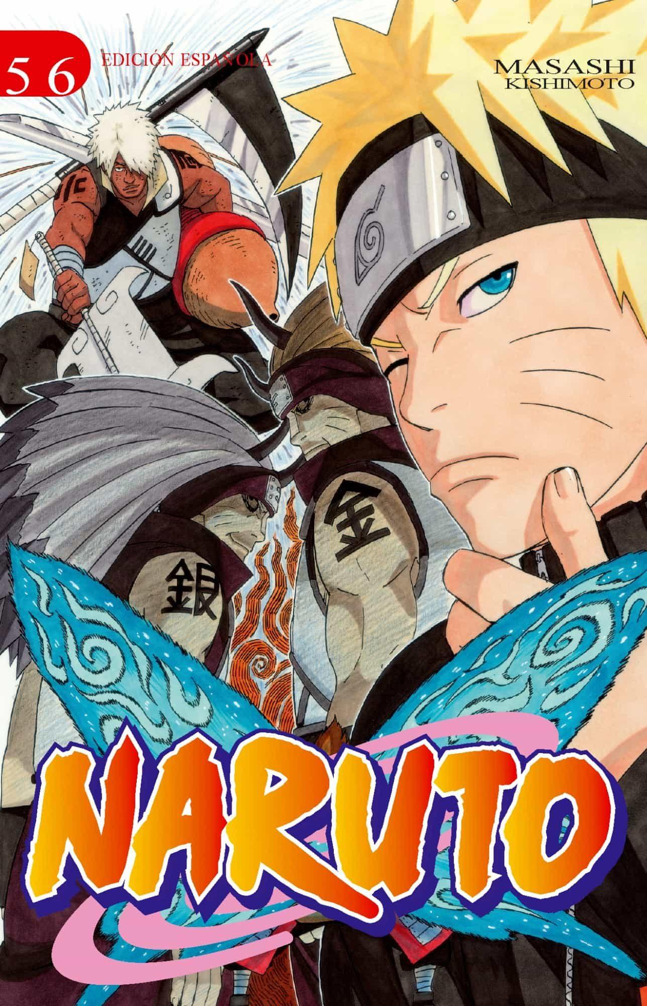 Naruto Nº 56 (de 72) (edt) por Masashi Kishimoto
