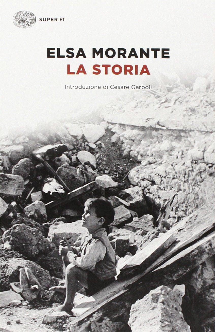 Resultat d'imatges de La Storia Morante