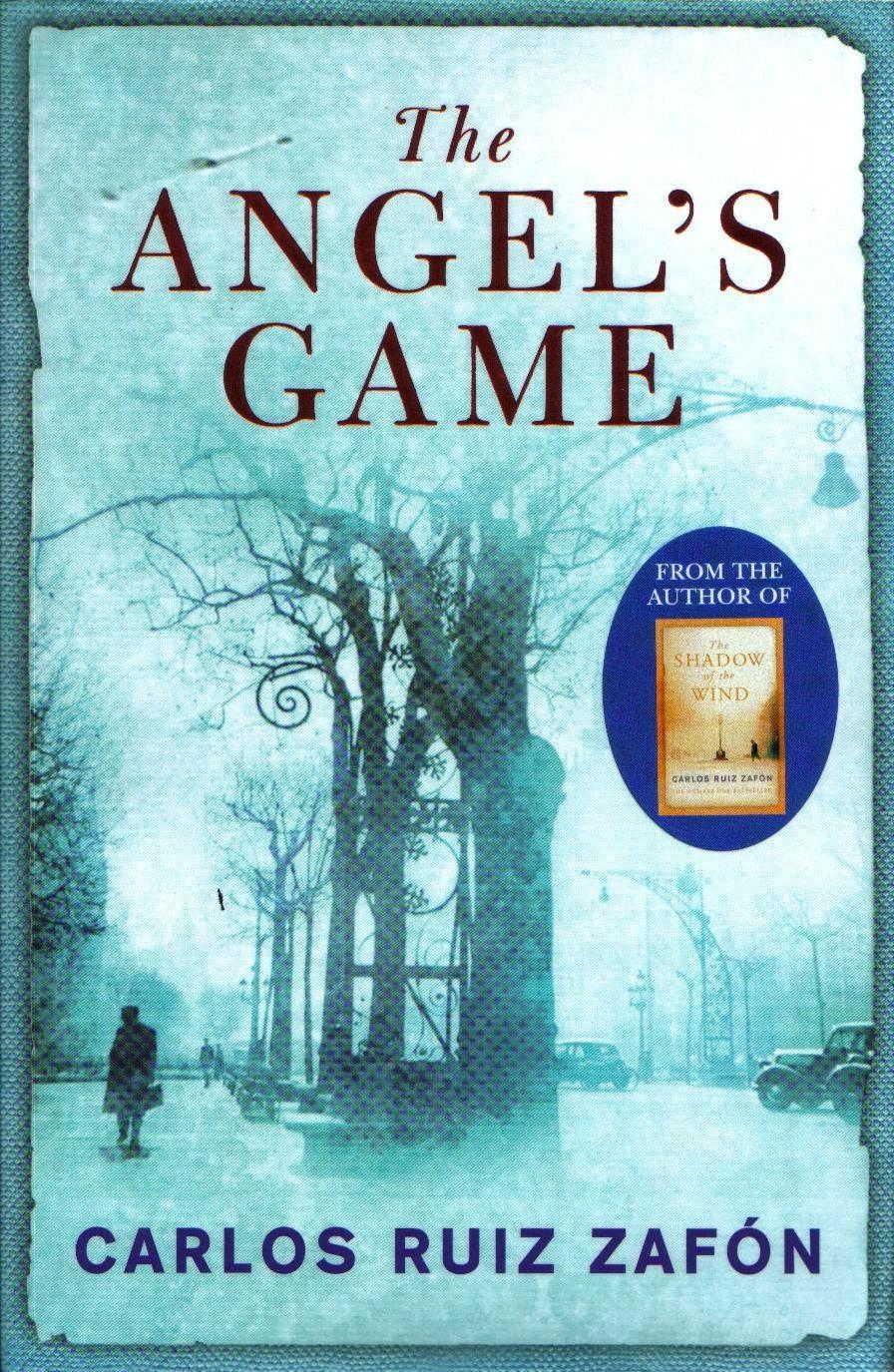 descargar THE ANGEL S GAME pdf, ebook