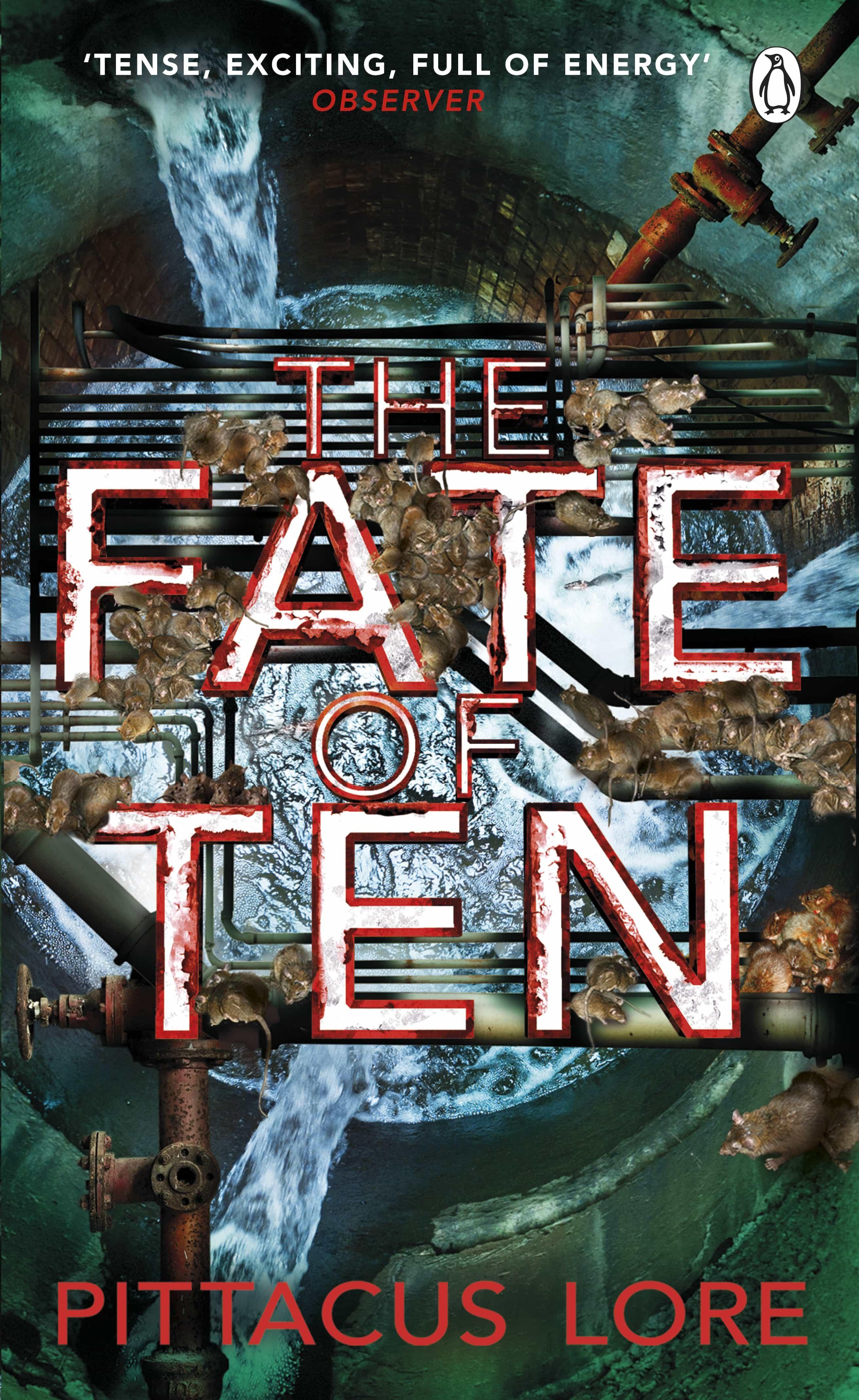 The Fate Of Ten (ebook)pittacus Lore9781405913652