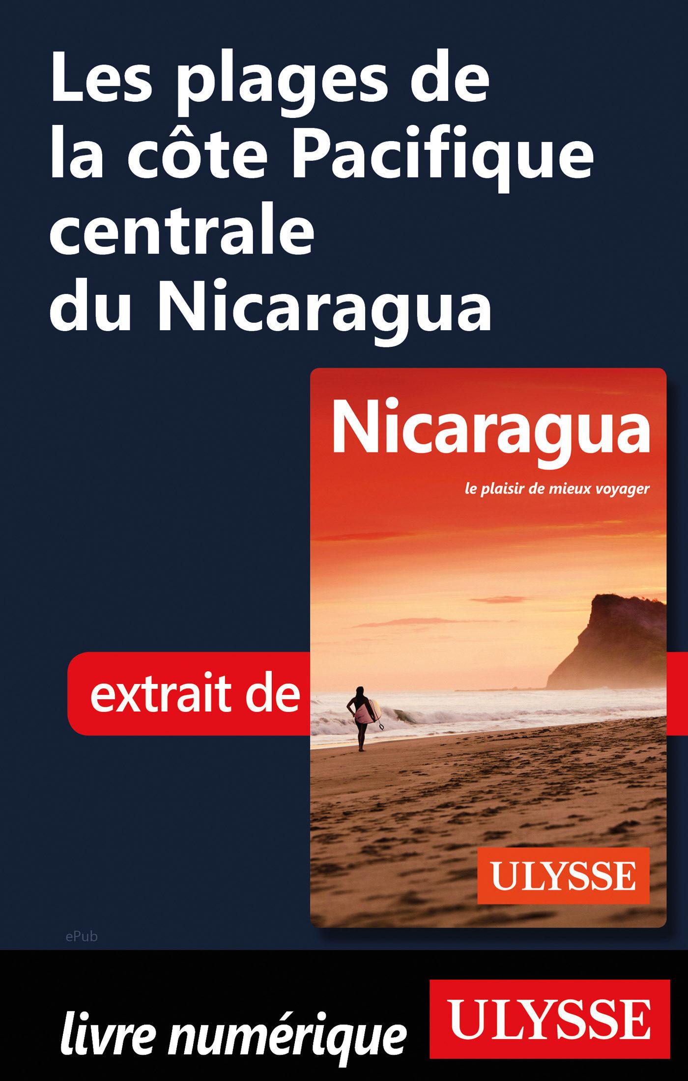 Les Plages De La Côte Pacifique Centrale Du Nicaragua   por Carol Wood epub