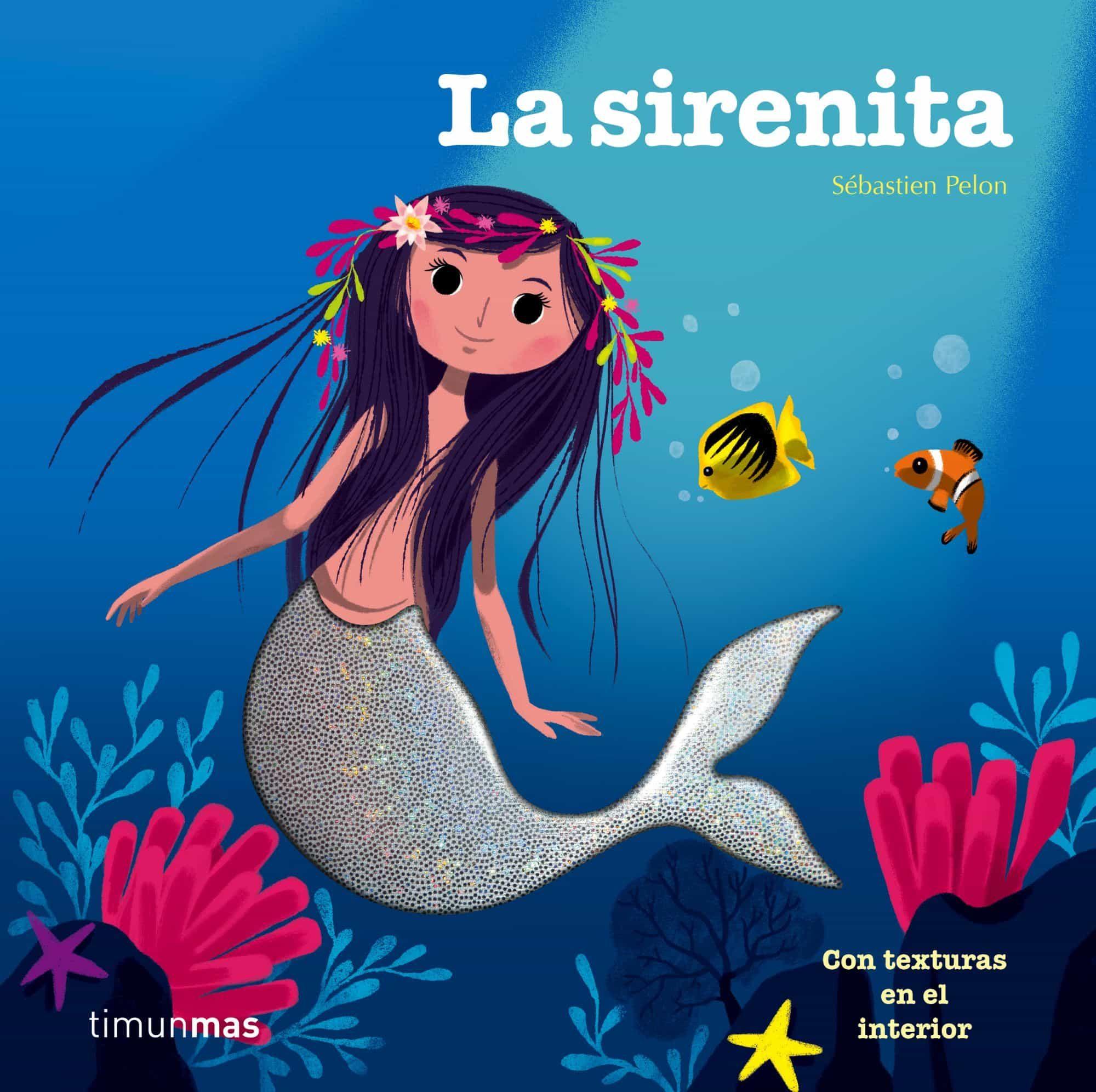 La Sirenita por Sebastien Pelon
