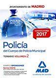 policía del cuerpo de policía municipal del ayuntamiento de madrid. temario volumen 2-9788414207352