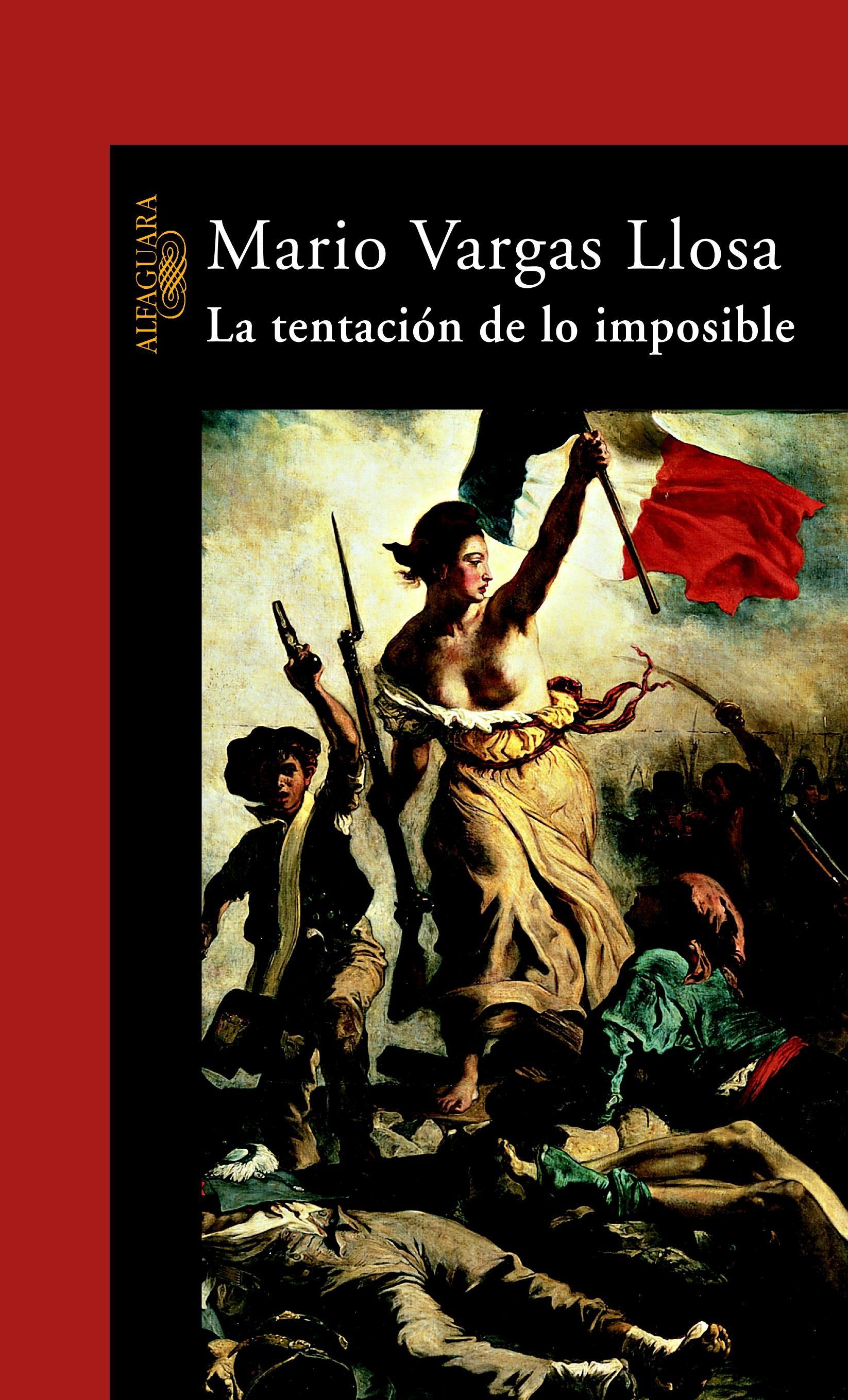 La Tentaci�n De Lo Imposible (ebook)mario Vargas Llosa9788420420752