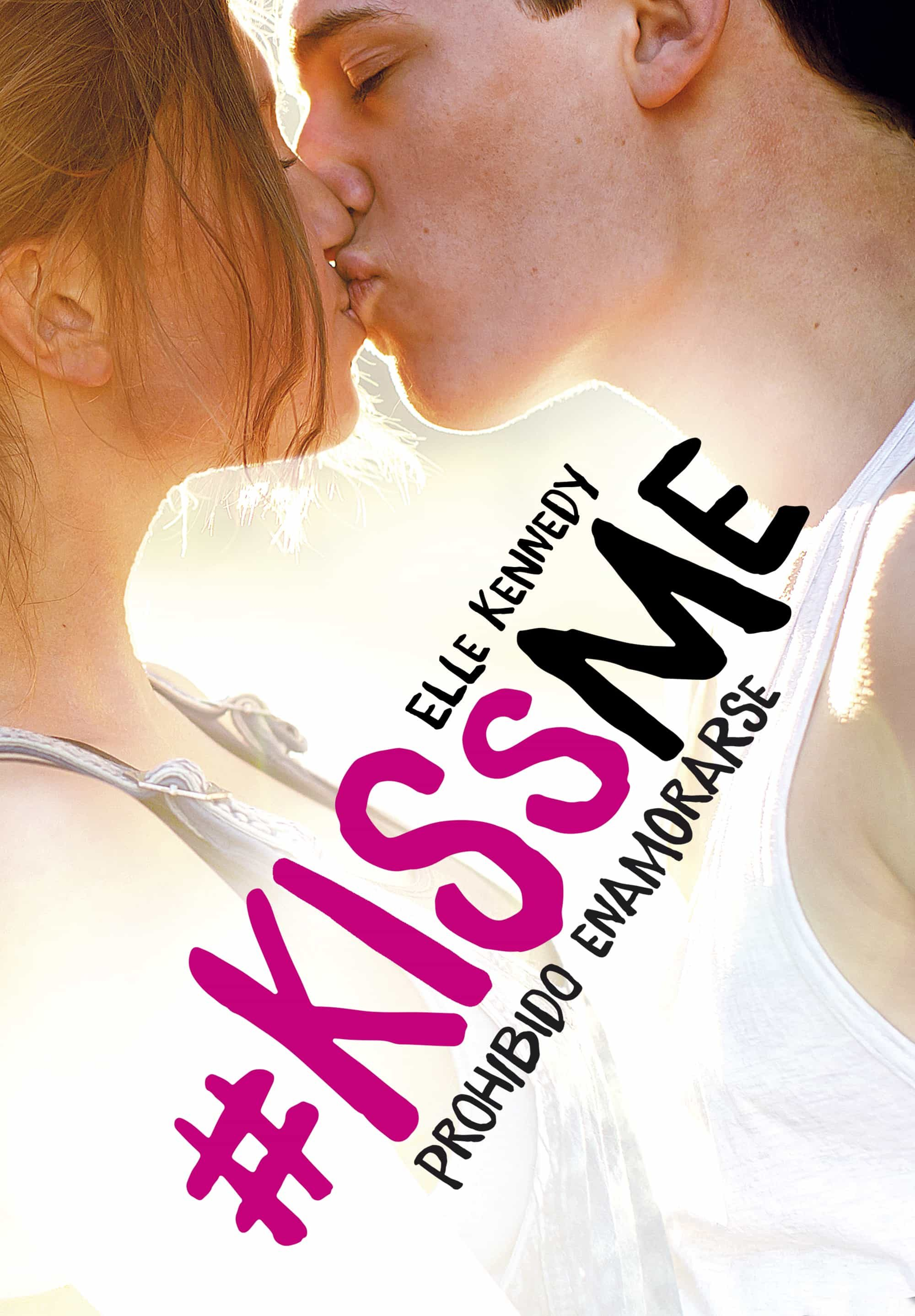 prohibido-enamorarse-kiss-me-elle-kennedy