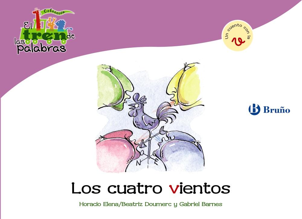 descargar LOS CUATRO VIENTOS: TREN DE LAS PALABRAS pdf, ebook