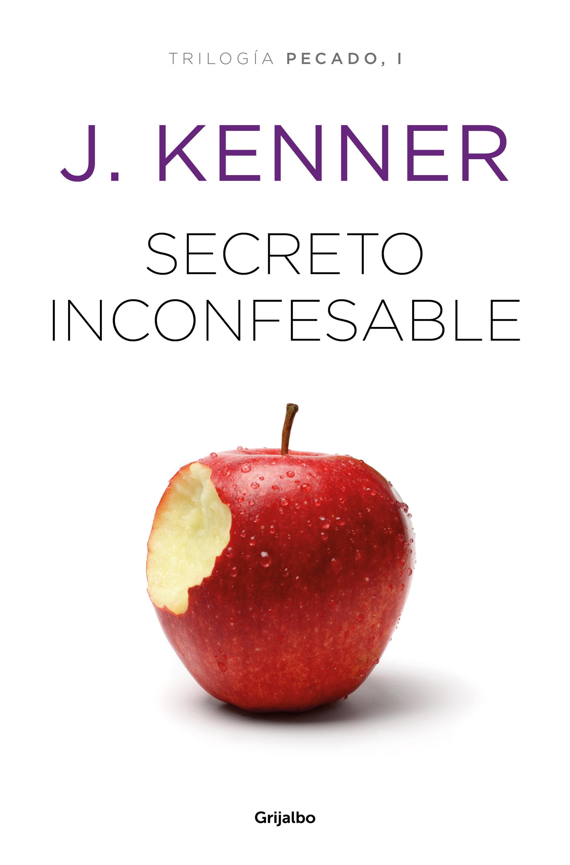 secreto inconfesable (trilogía pecado 1) (ebook)-j. kenner-9788425356452