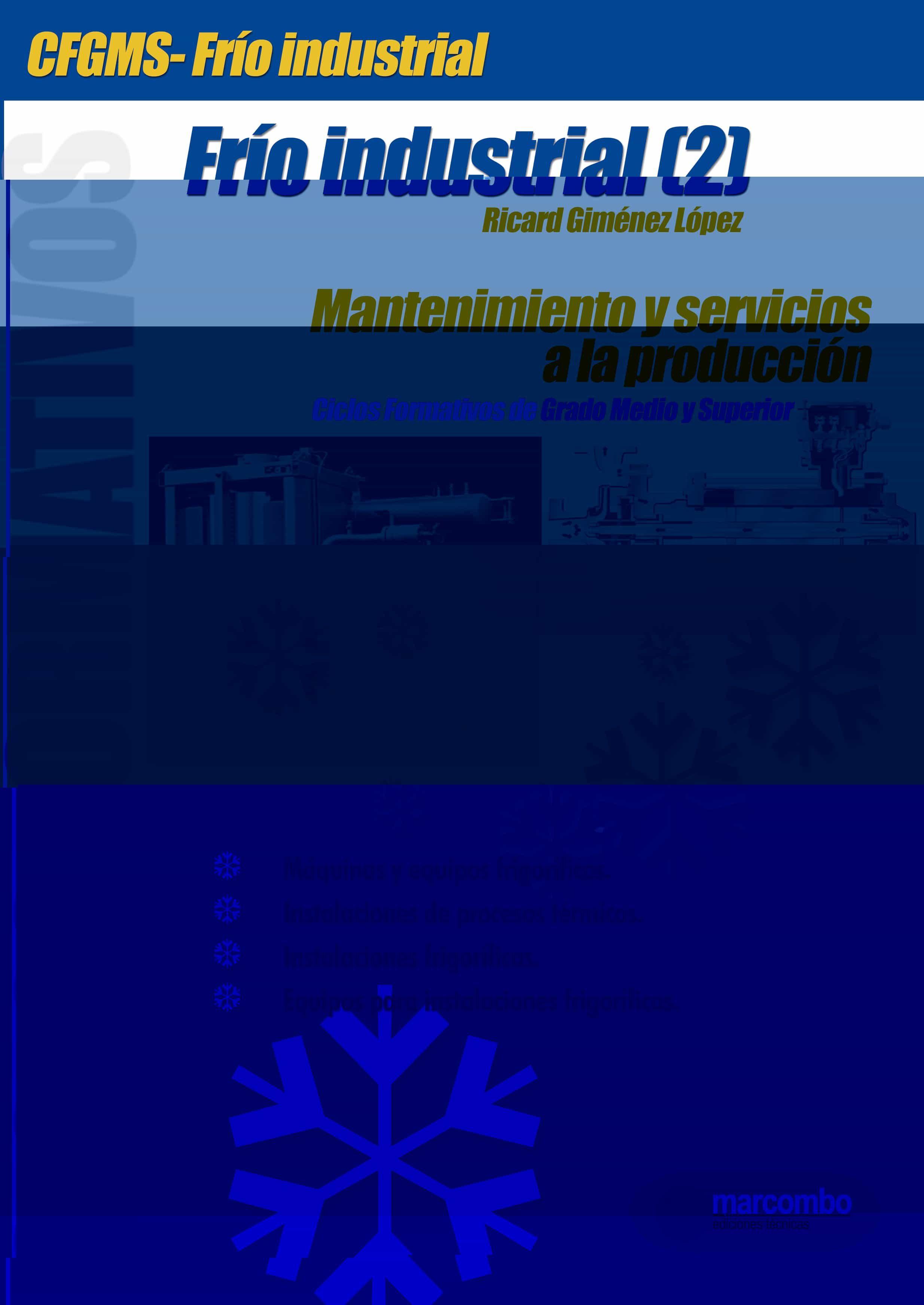 Frio Industrial (2) por Ricard Gimenez Lopez
