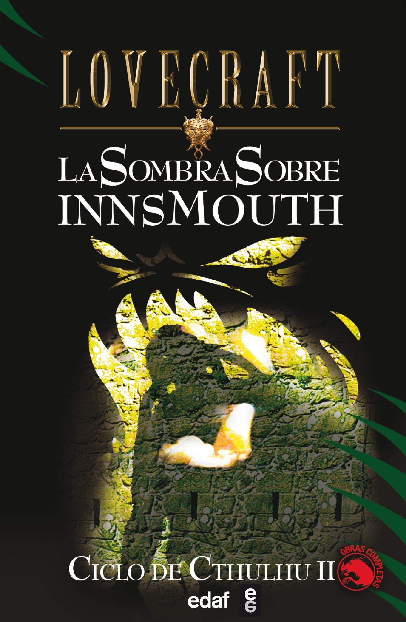 Sombra Sobre Innsmouth   por H.p. Lovecraft
