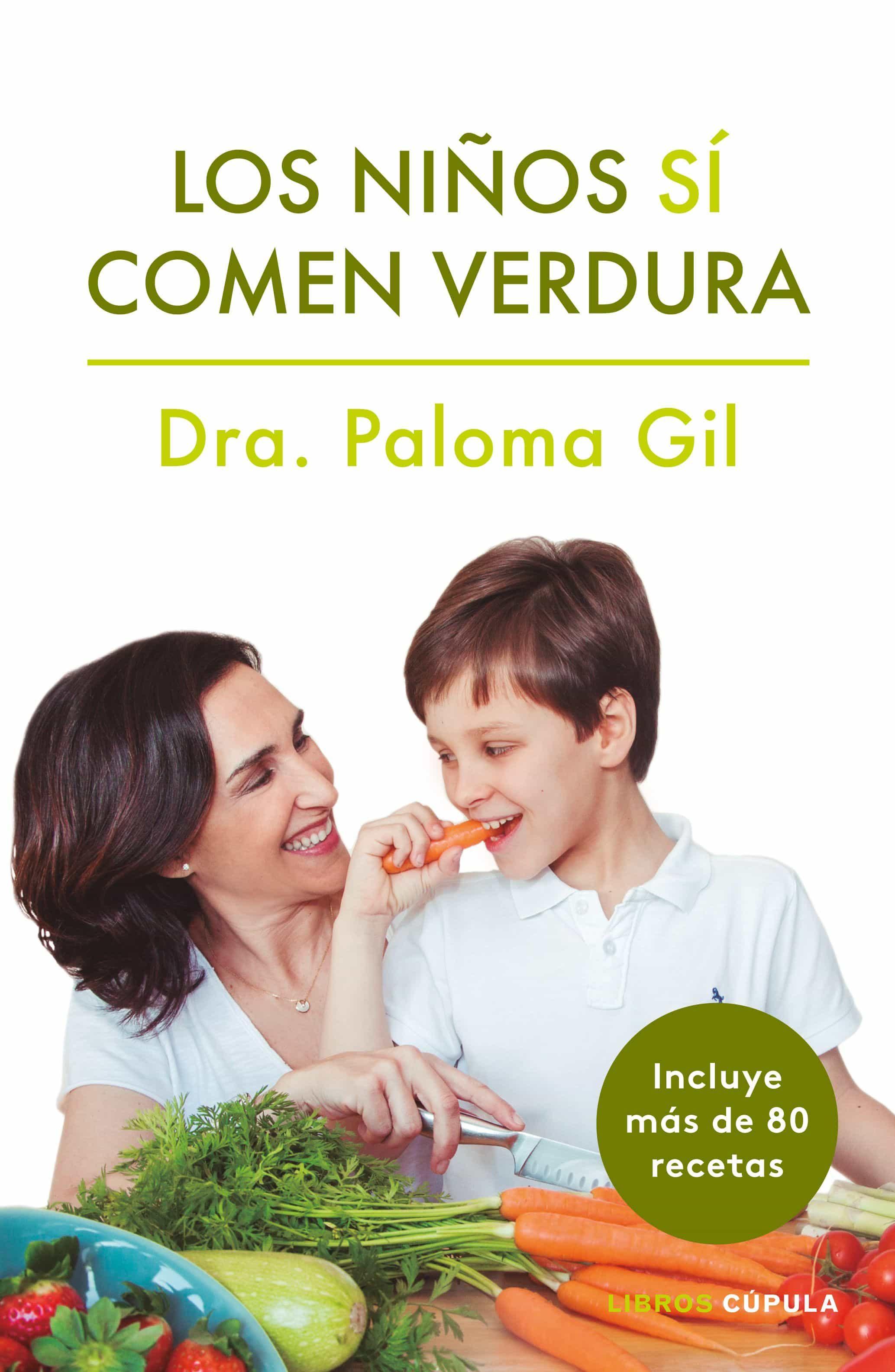 Los Niños Sí Comen Verdura por Paloma Gil